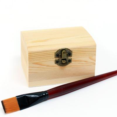 Caja de madera personalizada - Máximo 2 figuras