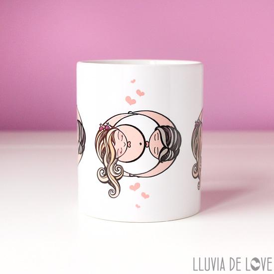 Regalos para parejas que esperan bebé, tazas de desayuno molonas, tazas para mamá, regalos para madres, te quiero mamá, Regalos para baby shower